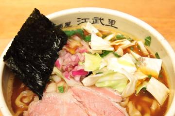 ราเม็งแกงกระหรี่ในโตเกียว