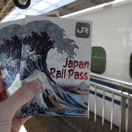 JR Pass to be Sold in Japan
