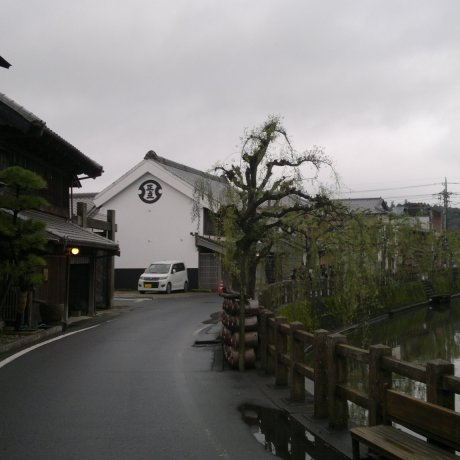 Sawara Setelah Hujan