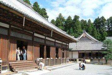 Matsushima Temple Hall Reopened