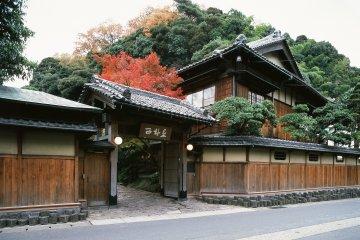 Nishimuraya Honkan in Hyogo Prefecture
