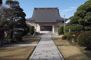 Nearby Kojo-ji temple
