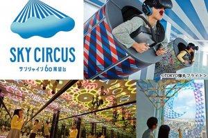 Sky Circus Reabriu Hoje!