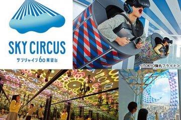 Sky Circus Reopens April 2016 Following Renovation