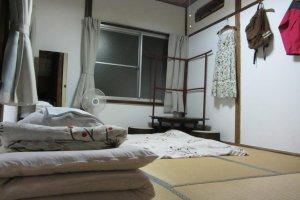 ห้องเสื่อทาทามิแบบญี่ปุ่น