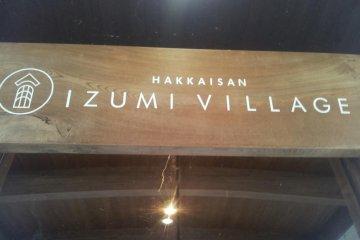Hakkaisan Izumi Village, Muikamachi