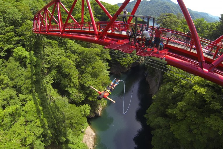 Sarugakyo Bungy and BBQ