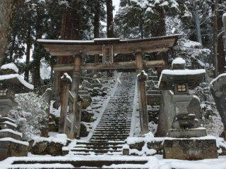 Le temple (entrée)