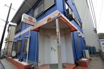 Domi-Kowloon Hostel on Naoshima