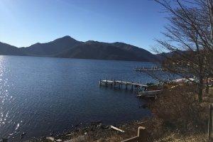 Le lac Chuzenji