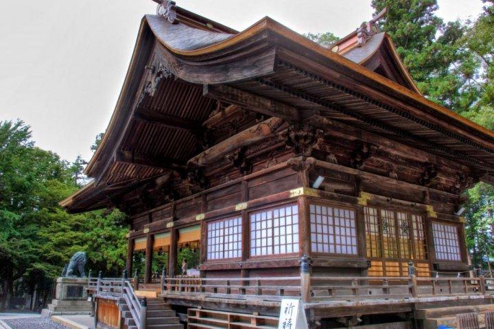 Suwa Taisha (Suwa Grand Shrine)