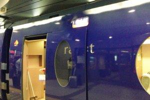 Nankai train in original color