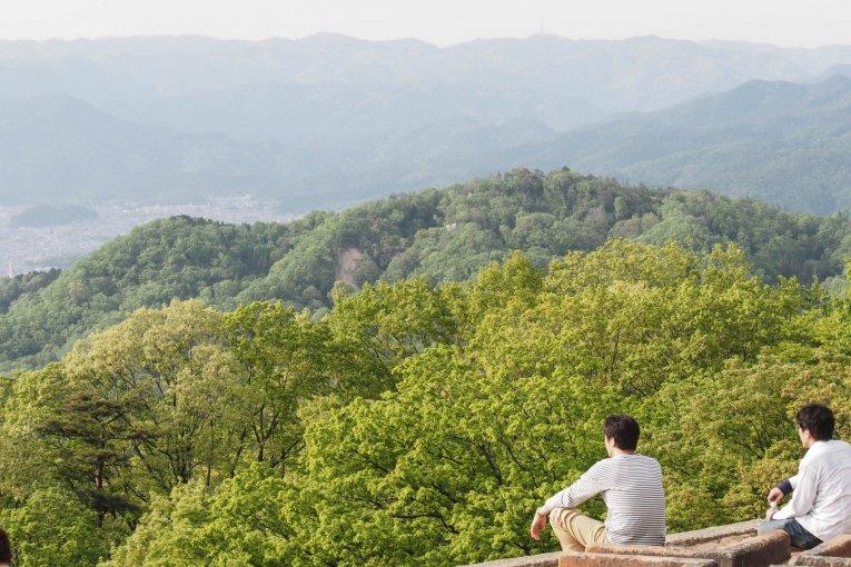 Mùa Xuân Ở Núi Daimonji