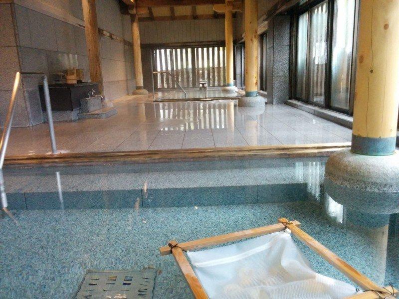 Onsen at Sakan Hotel