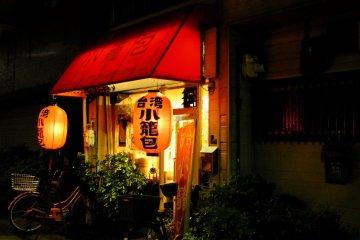 An Osaka Night Wander