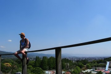 Sat on top of Aska.