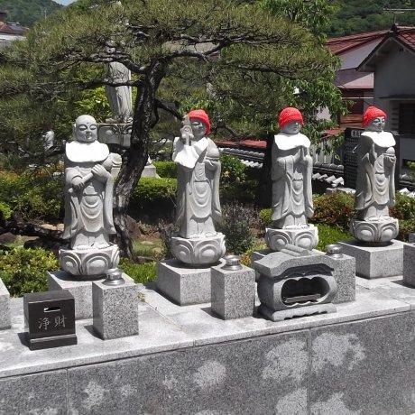 이즈타가의 호센지 사찰