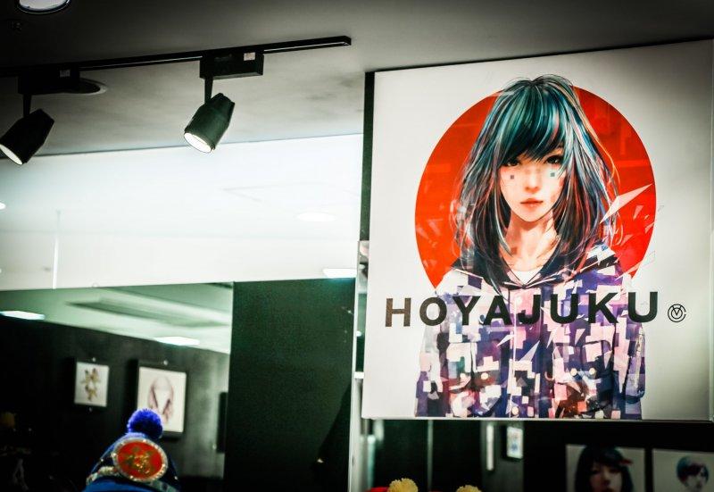 Hoyajuku sells many unique and up and coming Japanese designers