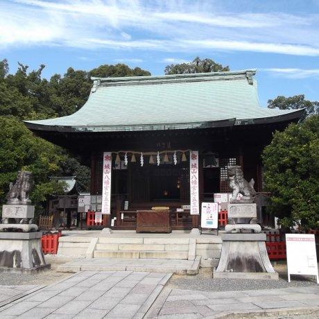 Сирояма Хатимангу в Нагое