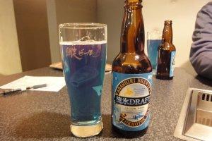 Okhotsk Drift Ice Blue