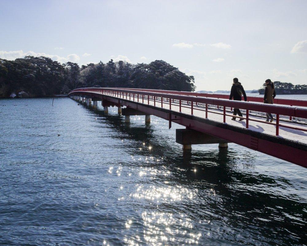 สะพาน Fukuurabashi