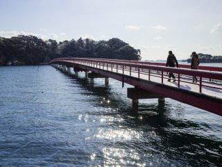 Мост Фукуурабаси.