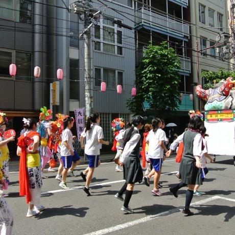 Asakusabashi Chestnut Festival [ยกเลิกเรียบร้อย]
