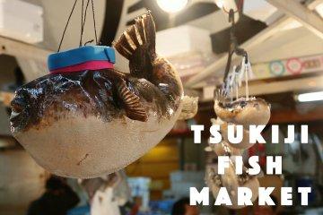 The One & Only Tsukiiji Fish Market