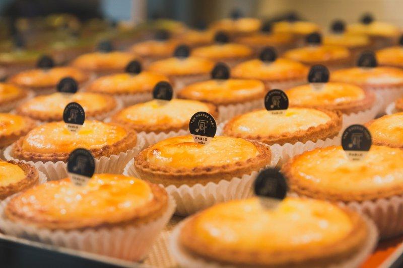 Glorious mini tarts