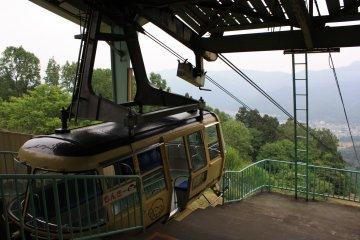 Un Petit Tour en Haut du Mont Hodo