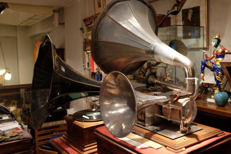 Acoustic Gramophone Gallery