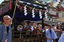 Parade Akbar Sanja Matsuri