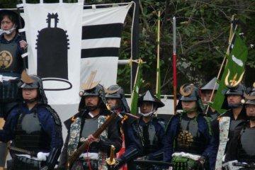 Shiroishi Festival Reenactment