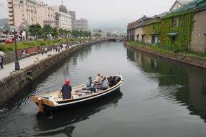 Le grand canal d'Otaru