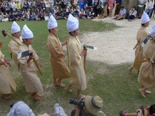 Costume traditionnel des femmes