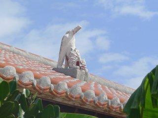 Les shisha d'Okinawa, qui gardent les maisons