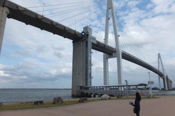 Puente Shinminato