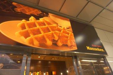 Manneken Waffles