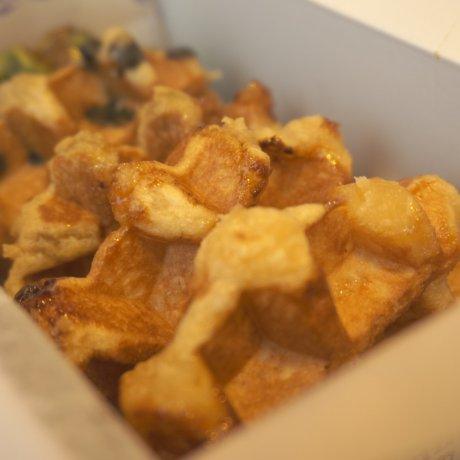 Manneken Waffles in Shinjuku