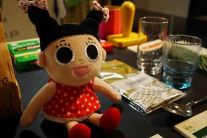 Relics from Aichi prefecture range anywhere from cute dolls to pottery and glassware