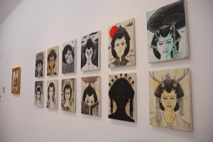 Hikarie's 03/Art Gallery features Javanese art by Mohamad 'Ucup' Yusuf