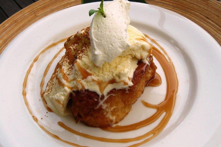 LON Cafe - ลิ้มลองเฟรนช์โทสต์ในเอะโนะชิมะ