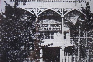 The Italia Ken in 1881