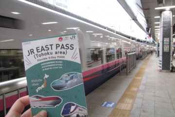 JR East Rail Pass