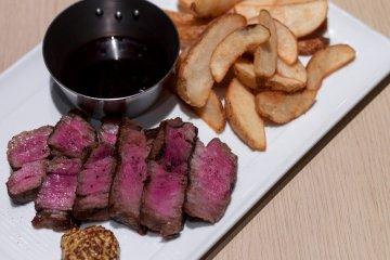 Steak from Kurasawa