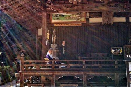 Chùa Daisho-in ở Miyajima