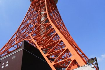 Acess to all of your favorite Tokyo destinations - Tokyo Tower