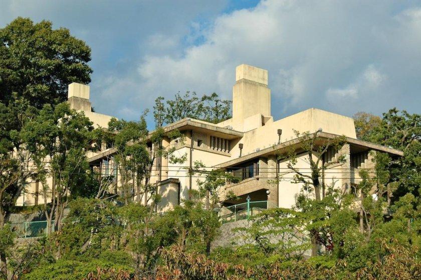 Frank Lloyd Wright\'s Yodoko Guest House