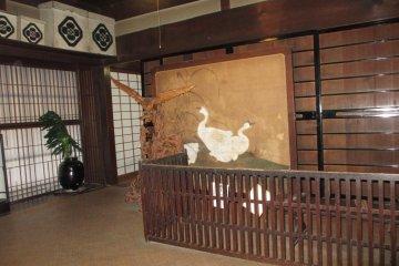 an old kimono shop