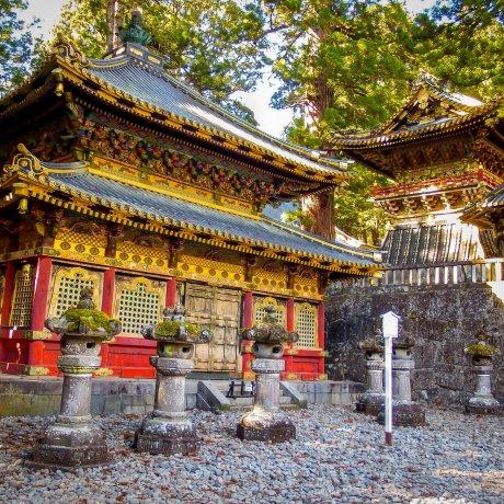 Visiting Nikko's Toshogu Shrine